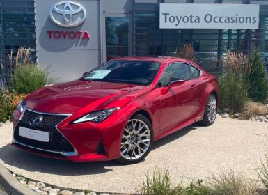 Vente Lexus RC 300h Executive Occasion