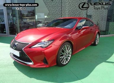 Achat Lexus RC 300h Executive Euro6d-T Occasion