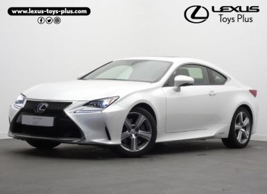 Voiture Lexus RC 300h Luxe Occasion
