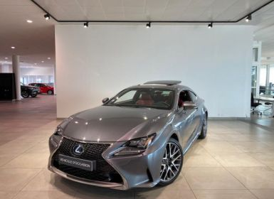 Vente Lexus RC F 300h SPORT Executive Occasion