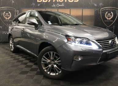 Achat Lexus RX 450h 3.5 V6 299 AWD Luxe E-CVT Occasion