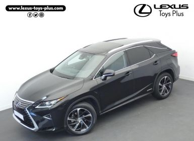 Vente Lexus RX 450h 4WD Executive Occasion