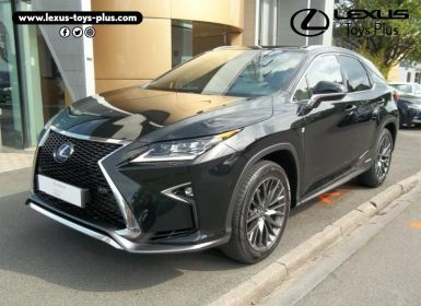 Achat Lexus RX 450h 4WD F SPORT Occasion