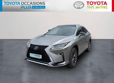 Acheter Lexus RX 450h 4WD F SPORT Executive Occasion