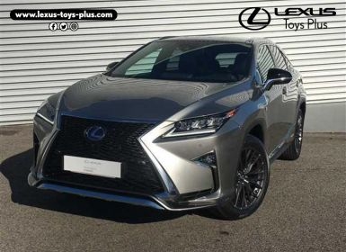 Lexus RX 450h 4WD F SPORT Executive Occasion