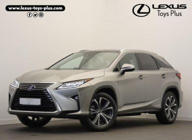 Voiture Lexus RX 450h 4WD Luxe Occasion
