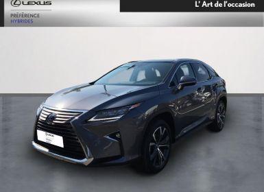 Vente Lexus RX 450h 4WD Luxe Euro6d-T 15cv Occasion