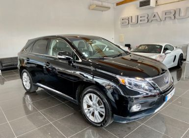 Vente Lexus RX 450h III PACK PANORAMIC EDITION Occasion