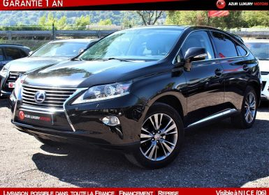 Vente Lexus RX III 450 H 250 PACK LUXE Occasion