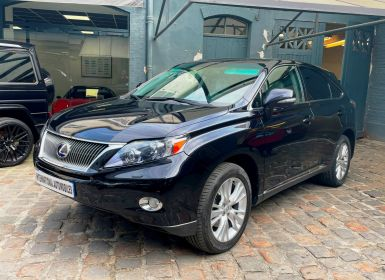 Vente Lexus RX III 450H Pack President Occasion