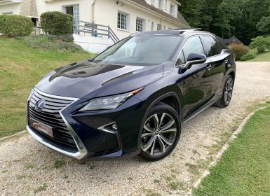 Achat Lexus RX IV 450h 4WD Luxe Occasion