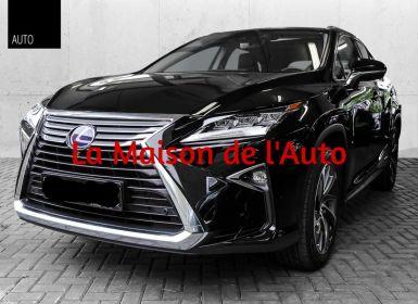 Vente Lexus RX Lexus RX 450h Hybrid V6 3.5  313 cv Luxury Line *Navi* Toit PANO* Led* Garantie 12 MOIS Occasion