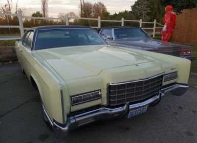 Voiture Lincoln Continental 1972 Occasion