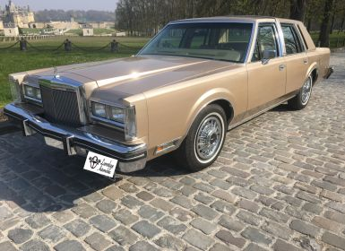 Voiture Lincoln Continental TOWN CAR Occasion