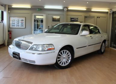 Voiture Lincoln Town Car 4.6 SIGNATURE Occasion