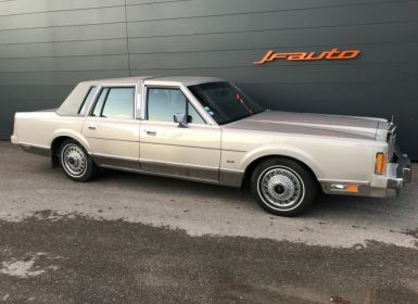 Vente Lincoln Town Car 4.6 V8 SEDAN Occasion