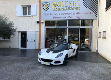Vente Lotus Elise 220 Sport (MY 17.5) Occasion