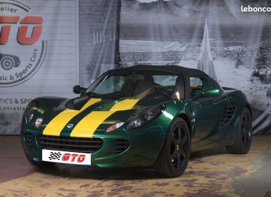 Achat Lotus Elise s2 lhd type 25 Occasion