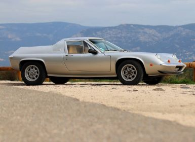 Lotus Europa special TWIN CAM