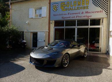 Vente Lotus Evora 400, Metallic Grey, Intérieur Cuir / Alcantara (Rouge) Occasion