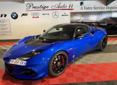 Vente Lotus Evora GT430 60 exemplaires. Occasion