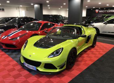 Vente Lotus Exige SPORT 380 Occasion