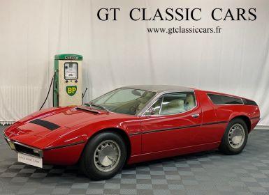 Vente Maserati Bora 4.9 Occasion