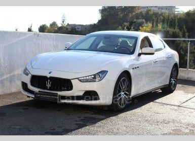 Vente Maserati Ghibli 3 III 3.0 V6 DIESEL Leasing