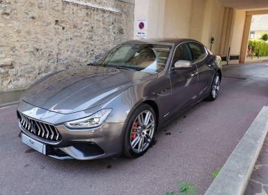 Vente Maserati Ghibli 3.0 Bva GRANSPORT Occasion