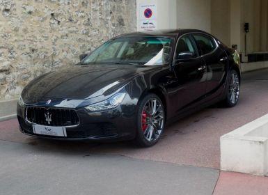 Maserati Ghibli 3.0 DIESEL BVA 275CV PHASE 2