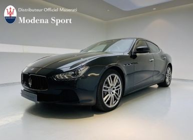 Vente Maserati Ghibli 3.0 V6 275ch Diesel Occasion