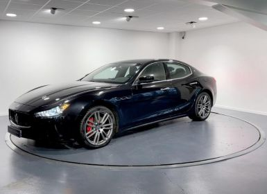 Achat Maserati Ghibli 3.0 V6 275ch Diesel Occasion