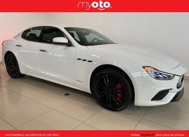 Vente Maserati Ghibli 3.0 V6 275CH DIESEL 190G Occasion