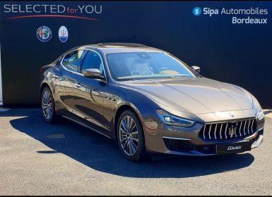 Vente Maserati Ghibli 3.0 V6 275ch Diesel GrandLusso 190g Neuf