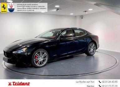 Vente Maserati Ghibli 3.0 V6 275ch Diesel GrandSport Occasion