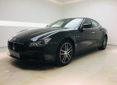 Acheter Maserati Ghibli 3.0 V6 275ch Start/Stop Diesel Occasion