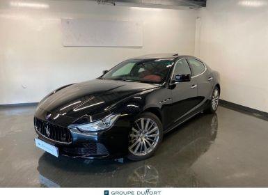 Vente Maserati Ghibli 3.0 V6 275ch Start/Stop Diesel Occasion