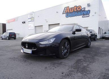 Achat Maserati Ghibli 3.0 V6 275CH START/STOP DIESEL Occasion