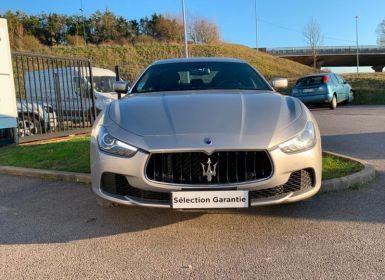 Vente Maserati Ghibli 3.0 V6 275CH START/STOP DIESEL GRIS Occasion