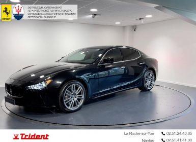 Vente Maserati Ghibli 3.0 V6 330ch Start/Stop Occasion