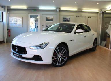 Voiture Maserati Ghibli 3.0 V6 350 CH Occasion