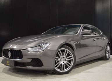 Vente Maserati Ghibli 3.0 V6 410 Ch Q4 1 MAIN !! Toutes Options !! Occasion