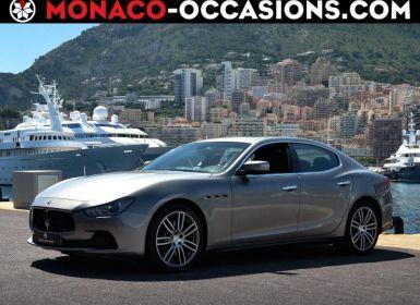 Vente Maserati Ghibli 3.0 V6 410ch Start/Stop S Q4 Occasion