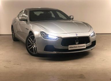 Acheter Maserati Ghibli 3.0 V6 410ch Start/Stop S Q4 Occasion