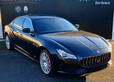 Vente Maserati Ghibli 3.0 V6 430ch S Q4 GrandSport Occasion