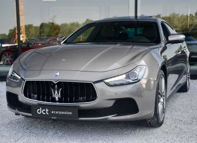 Vente Maserati Ghibli 3.0 V6 BiTurbo 360° Ventilated seats SPORTexhaust FULL Leather Occasion