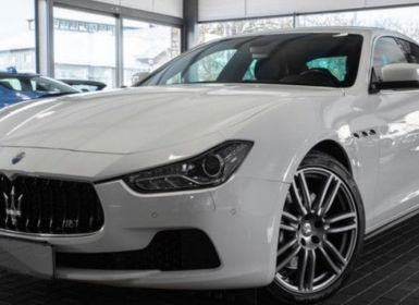 Voiture Maserati Ghibli 3.0 V6 DIESEL Occasion