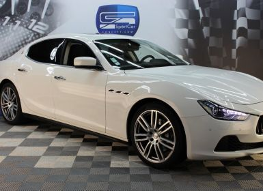 Achat Maserati Ghibli 3.0 V6 DIESEL 275CH / Pack Business / Pack Confort / Pack Hiver / Pack Premium Occasion