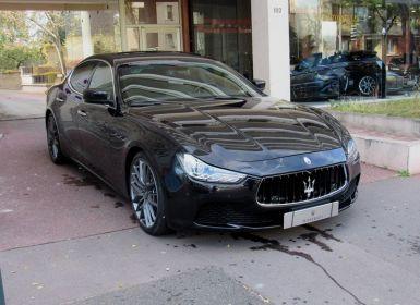 Voiture Maserati Ghibli 3.0 V6 SQ4 Occasion