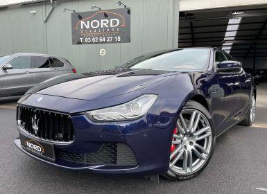 Vente Maserati Ghibli 3.0d V6 275PK NETTO: 31.396 EURO Occasion